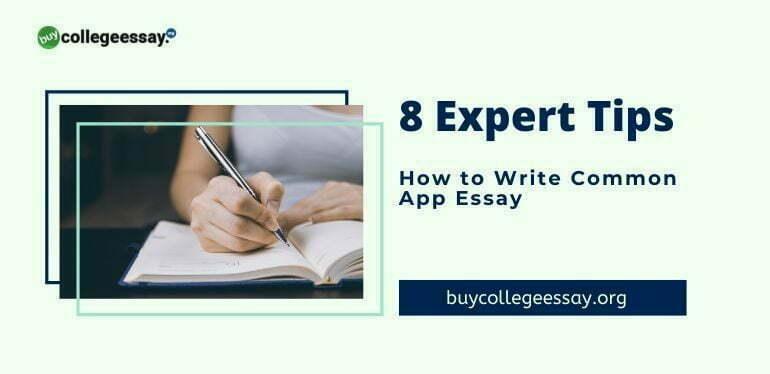 How to Write Common App Essay