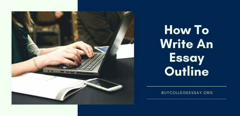how to write essay outline