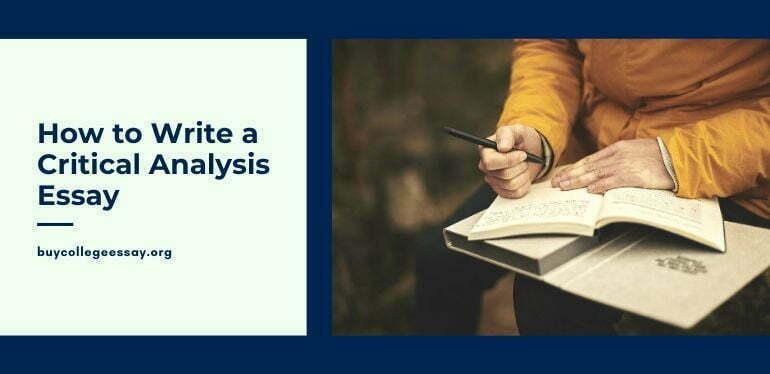 How to Write a Critical Analysis Essay