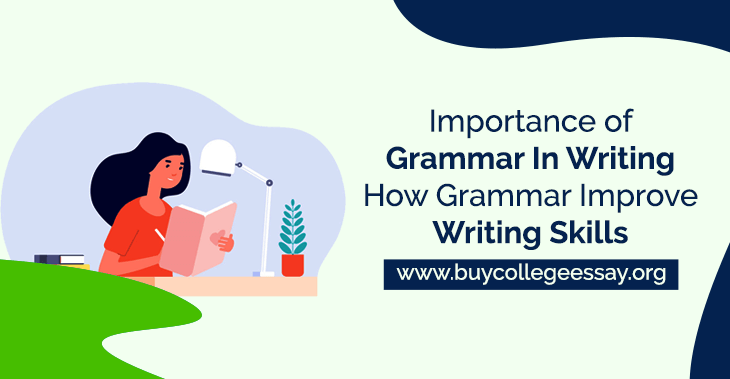 importance of grammar in writing