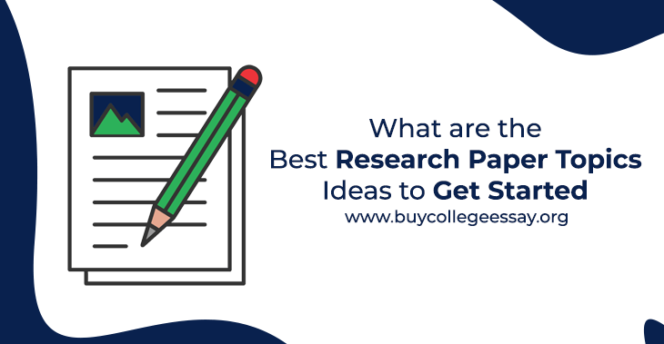 Best research paper topics