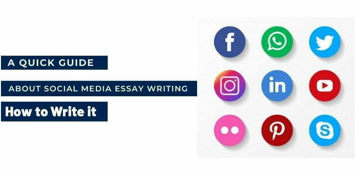how to write Social Media Essay